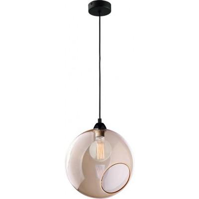Γυάλινη κρεμαστή μπάλα Ø30cm