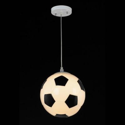Παιδικό φωτιστικό κρεμαστό μπάλα ποδοσφαίρου Ø25cm