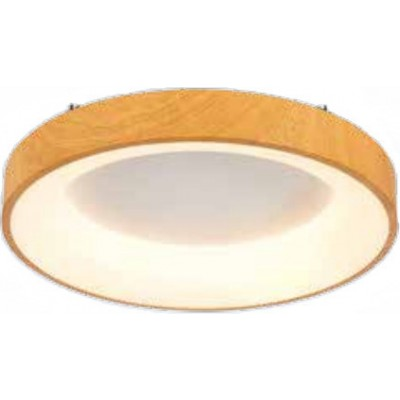 Φωτιστικό οροφής LED μεταλλικό στρογγυλό Ø56cm