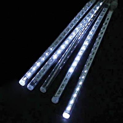 Βροχή κομητών για εξωτερικό στολισμό 3m-168leds σε ψυχρό φως