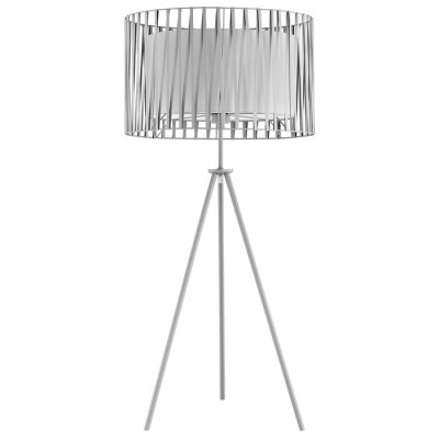 Τρίποδο επιτραπέζιο φωτιστικό με αμπαζούρ Ø18cm