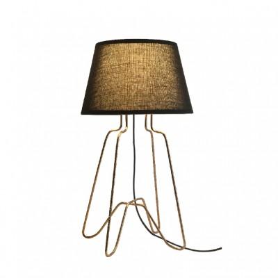 Επιτραπέζιο φωτιστικό με καπέλο Ø25cm ACA