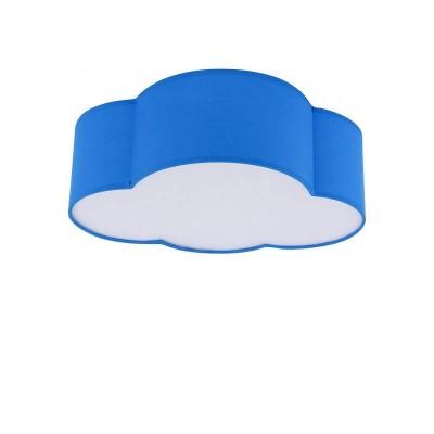Δίφωτη πλαφονιέρα οροφής σε σχήμα σύννεφου Ø41cm