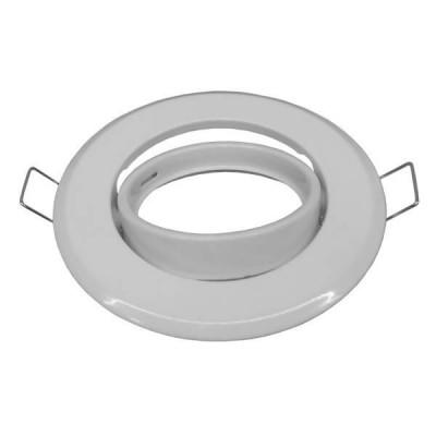 Χωνευτή στρογγυλή βάση για spot φ92mm κινούμενη
