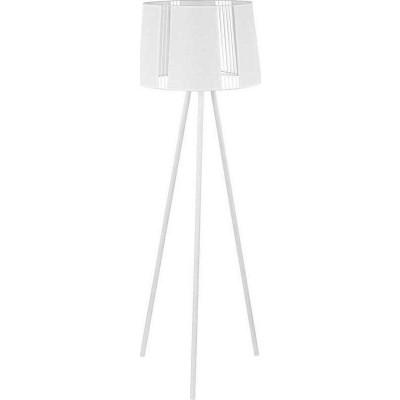 Φωτιστικό δαπέδου με διάτρητο αμπαζούρ Ø45cm