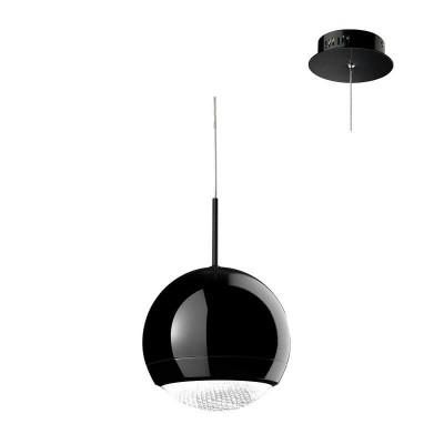 Κρεμαστό φωτιστικό LED μπάλα ∅15cm με ακρυλικό κάλυμμα