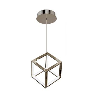 Κρεμαστός κύβος LED 22x22cm
