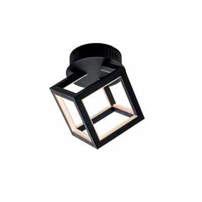 Κύβος οροφής LED 22x22cm