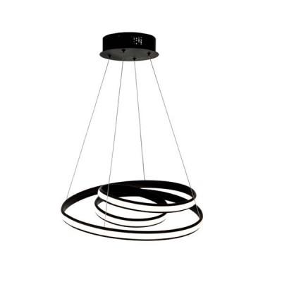Κρεμαστό ελικοειδές φωτιστικό LED Φ37cm