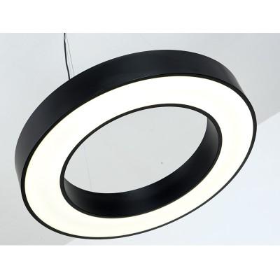 Κυκλικό κρεμαστό φωτιστικό-φωτιστικό οροφής Φ80cm LED