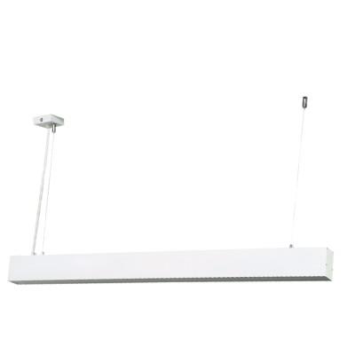Γραμμικό κρεμαστό-φωτιστικό οροφής από αλουμίνιο 120cm LED