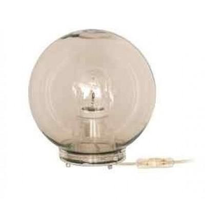 Πορτατίφ κομοδίνου μπάλα Φ30cm από πολυκαρβονικό