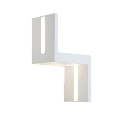 Διπλή απλίκα LED tetris ACA