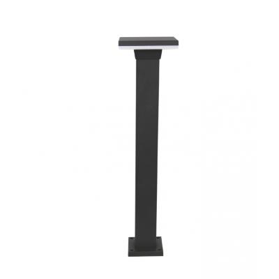 Φωτιστικό κολωνάκι 65cm στεγανό με τετράγωνη κεφαλή