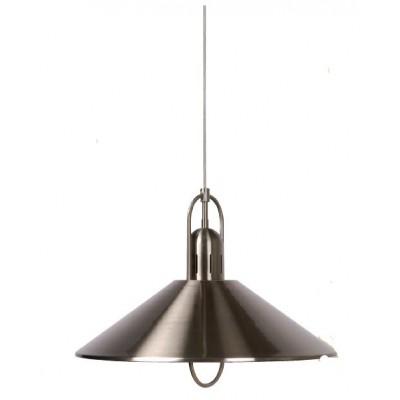 Μοντέρνο κρεμαστό φωτιστικό Ø40cm από μέταλλο