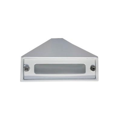 Φωτιστικό τοίχου LED Up-Down 20° και 100° 6000Κ IP44