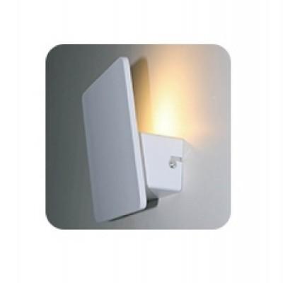 Στεγανό φωτιστικό τοίχου LED 3000K back light 60° ορθογώνιο