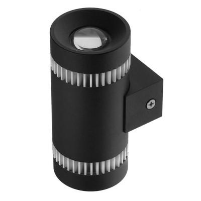 LED Φωτιστικό Τοίχου Αρχιτεκτονικού Φωτισμού Μονό Up Down IP20 60°