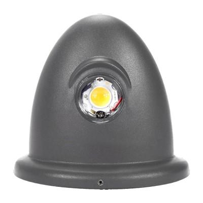 LED Φωτιστικό Τοίχου Αρχιτεκτονικού Φωτισμού Up Down IP65 30°