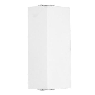 LED Φωτιστικό Τοίχου Αρχιτεκτονικού Φωτισμού Up Down Λευκό IP65 10°