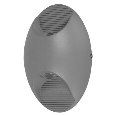 LED Φωτιστικό Τοίχου Αρχιτεκτονικού Φωτισμού Οβάλ Up Down IP65 24°