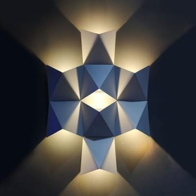 Απλίκα LED 3000K down αρχιτεκτονικού φωτισμού 60° IP65