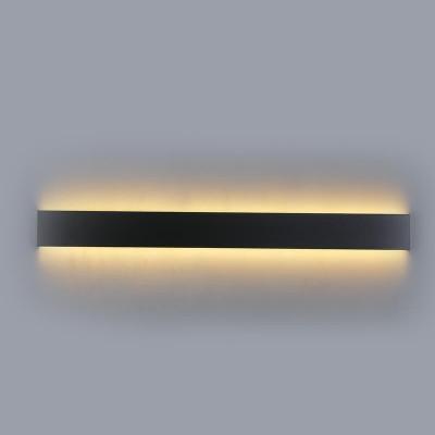 Γραμμικό φωτιστικό τοίχου LED 80cm μεταλλικό