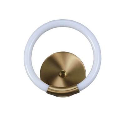 Απλίκα LED Ø23cm δαχτυλίδι από PVC