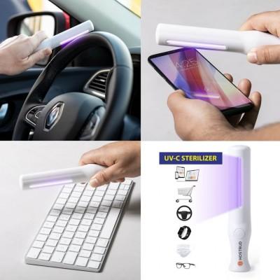 Χειροκίνητη συσκευή απολύμανσης UV 17cm