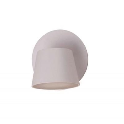 Μεταλλική απλίκα LED περιστρεφόμενη