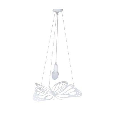 Κρεμαστό φωτιστικό πεταλούδα 55cm μονόφωτο