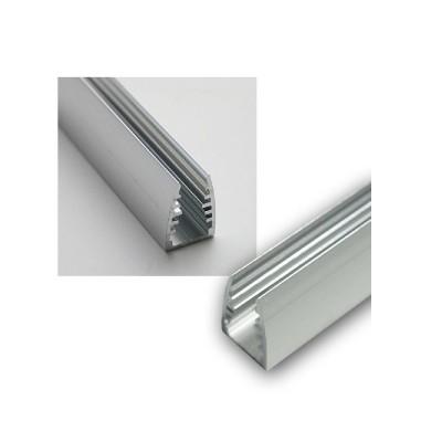 Προφίλ αλουμινίου 1m για στερέωση ταινίας strip128