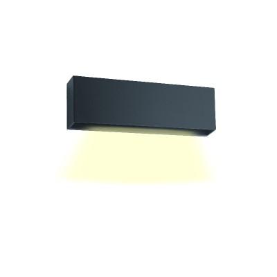 Στεγανή απλίκα seaside LED ορθογώνια 23x8cm