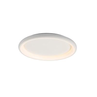 Μεταλλική πλαφονιέρα οροφής LED 3000K Ø41cm
