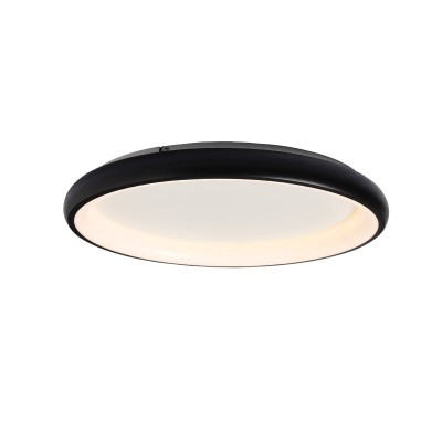 Μεταλλική πλαφονιέρα οροφής LED DIMMABLE Ø81cm