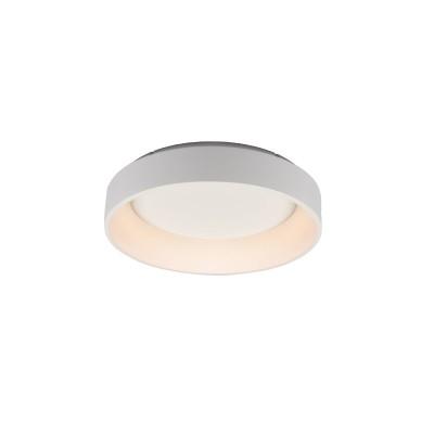 Μεταλλική πλαφονιέρα οροφής LED DIMMABLE Ø45cm