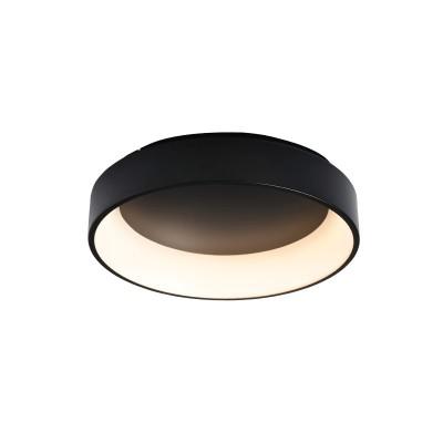 Μεταλλική πλαφονιέρα οροφής LED DIMMABLE Ø60cm
