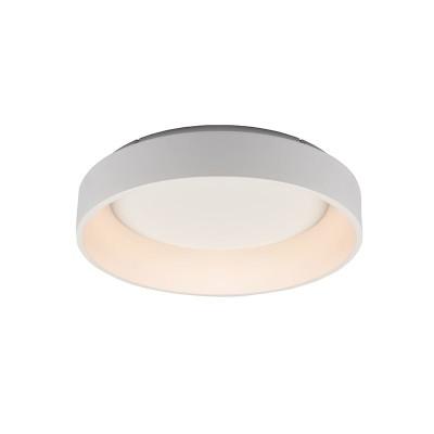 Μεταλλική πλαφονιέρα οροφής LED 3000K Ø60cm