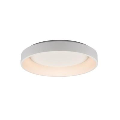 Μεταλλική πλαφονιέρα οροφής LED 3000K Ø78cm