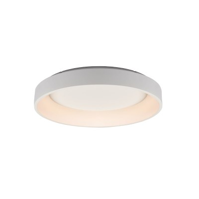 Μεταλλική πλαφονιέρα οροφής LED DIMMABLE Ø78cm