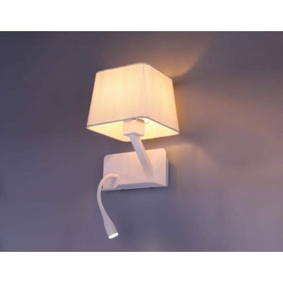 Απλίκα reading 45x22cm με διπλό φωτισμό και USB φόρτιση