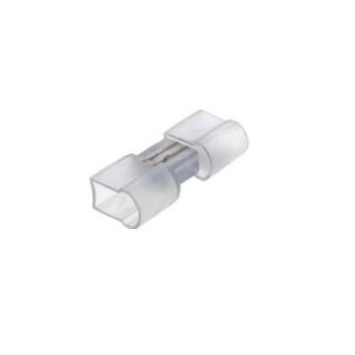 Ενδιάμεσος σύνδεσμος 4 καλωδίων-PVC διάφανο για RGB ταινία strip129