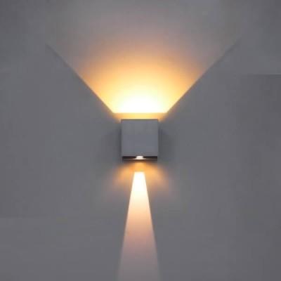Απλίκα αρχιτεκτονικού φωτισμού 10° έως 100° IP65 LED 3000K