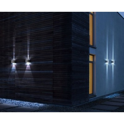 Απλίκα αρχιτεκτονικού φωτισμού 10° έως 100° IP65 LED 6000K