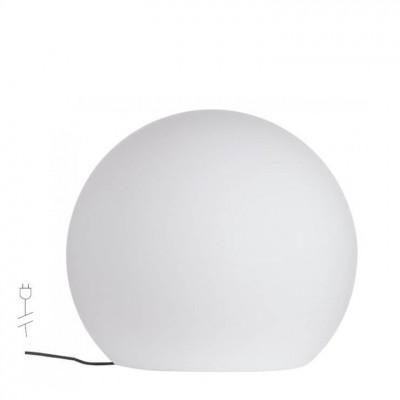 Στεγανή μπάλα δαπέδου με μαύρο καλώδιο 3m