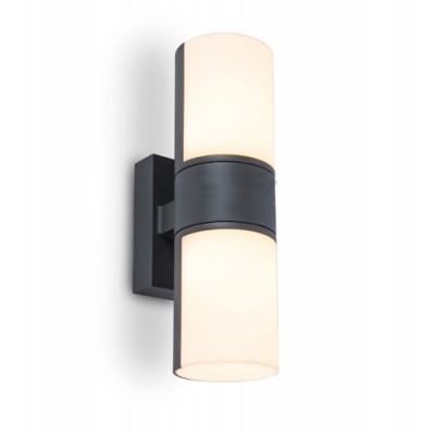 Κυλινδρική περιστρεφόμενη απλίκα LED στεγανή
