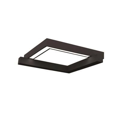 Τετράγωνο φωτιστικό οροφής LED 67x67cm