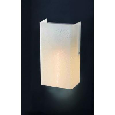 Φωτιστικό τοίχου με μοτίβο στο γυαλί ACA