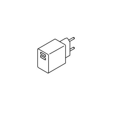 Διπλός φορτιστής USB