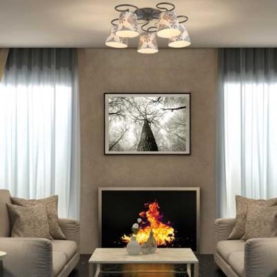 Primary φωτιστικό οροφής με σχέδιο ACA